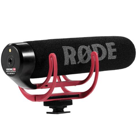 Mic Rode Mic Go Limited rode s new dslr mic doesn t require a battery fstoppers