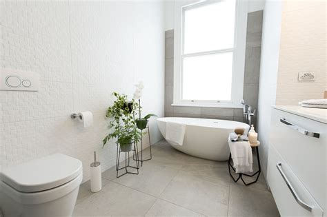 small bathroom ideas nz the block nz villa wars bathroom reveals