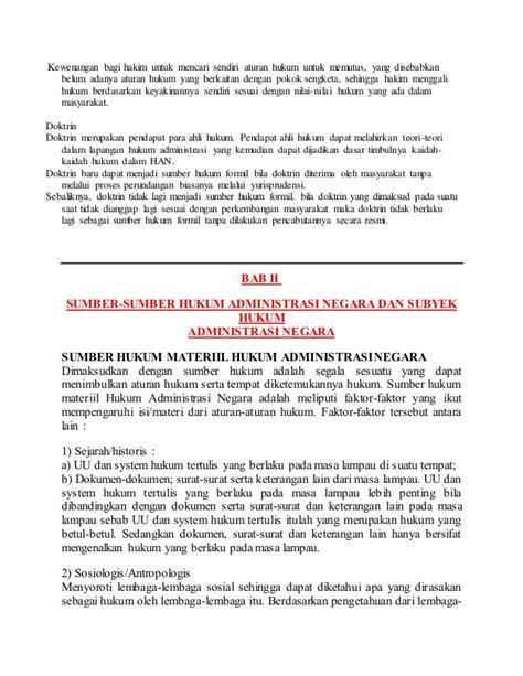 Hukum Tata Negara Teori Dan Praktek Putera Astomo Diskon sumber hukum administrasi negara