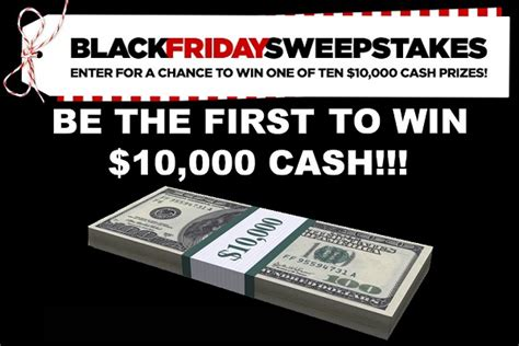 Jcpenney Sweepstakes - jcpenney black friday 10 000 sweepstakes sweepstakesbible
