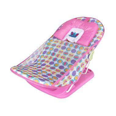 Sugar Baby Deluxe Baby Bather Pink T3009 1 jual sugar baby deluxe baby bather elephant pink harga kualitas terjamin