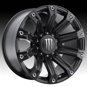 Energy Truck Wheels Tis Energy Edition Style 534b Matte Black Custom