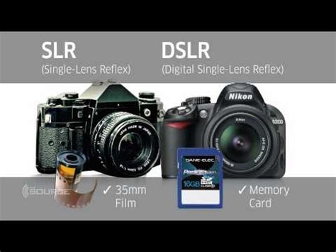 Berapa Sigmat Digital the differences between dslr and slr cameras how to save money and do it yourself