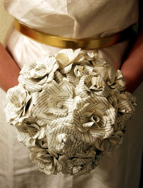 Wedding Bouquet Books by Diy Alternatives To Traditional Floral Wedding Bouquets