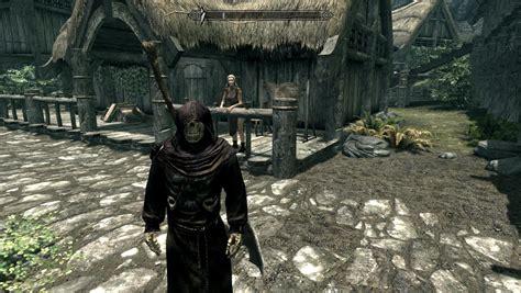 skyrim knight of skeleton armor mod playable skeleton race updated at skyrim nexus mods and
