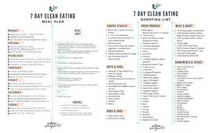 7 day healthy meal plan shopping list bird food