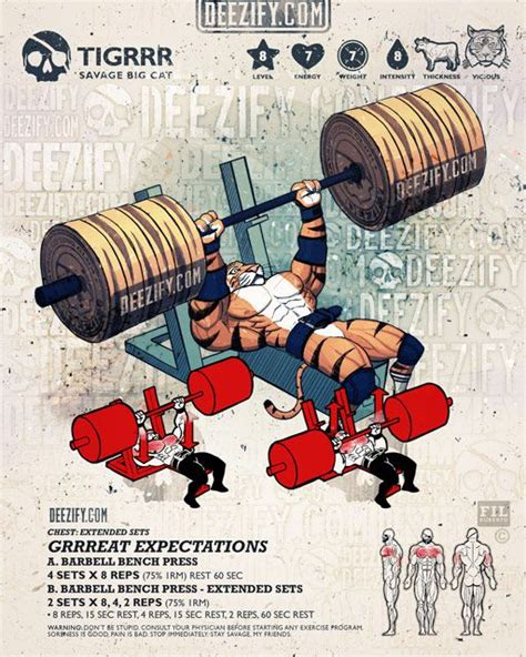 chest workout bench sets 12 best chest exercises images on chest