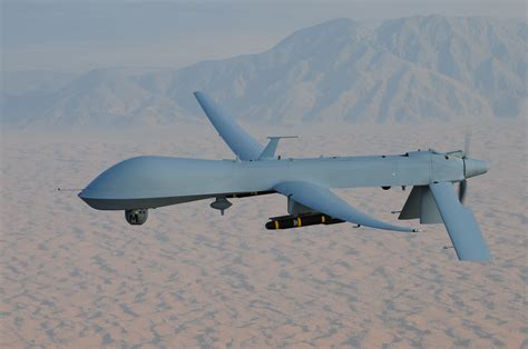 Drone With mq1 predator drone sustainable security