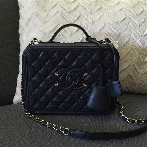 Chanel Vanity Bag by Revealed Our Purseforum Members Chanel Bag And
