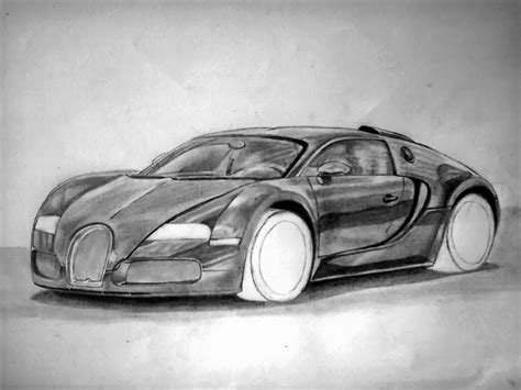 bugatti drawing seleofficialart black bugatti veyron pencil drawing