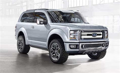 2020 Ford Bronco With Removable Top by 2020 Ford Bronco Because The Wrangler Can T All The