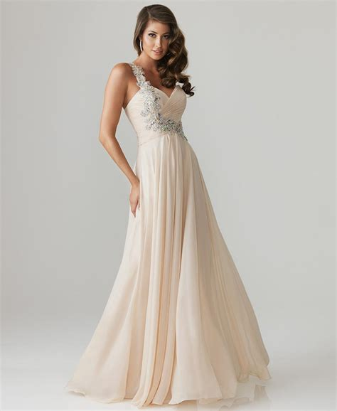 colored prom dresses chagne color prom dress fashion dresses