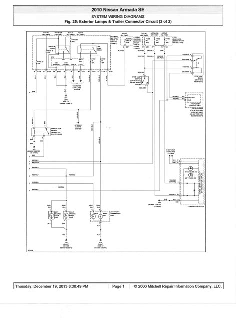 nissan titan trailer wiring diagram nissan titan trailer wiring diagram wiring diagram