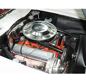 Image Gallery 64 Corvette Engine