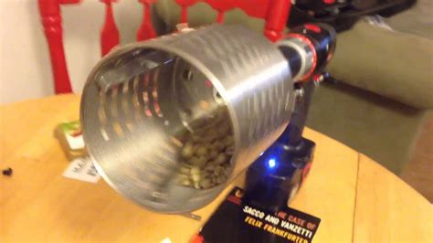 Ikea Utensil Holder by Diy Ikea Coffee Roaster Drum Youtube