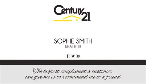 century 21 business card template century 21 business cards century 21 business card template