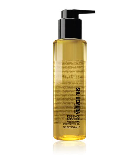 picture of hair essence essence absolue nourishing hair oil shu uemura art of hair