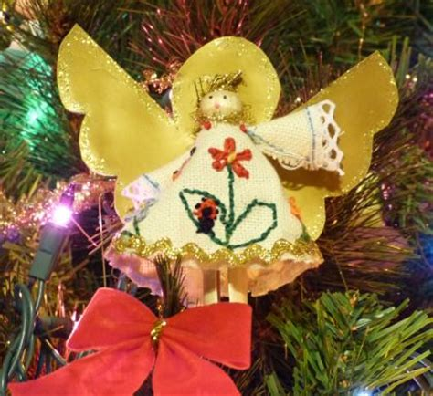 Christmas Ornaments With Popsicle Sticks - christmas tree decorating ideas homemade treasures