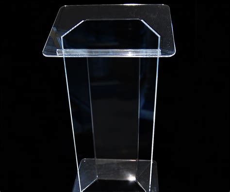 how to clean acrylic acrylic podium clear acrylic lecterns plexi pulpits