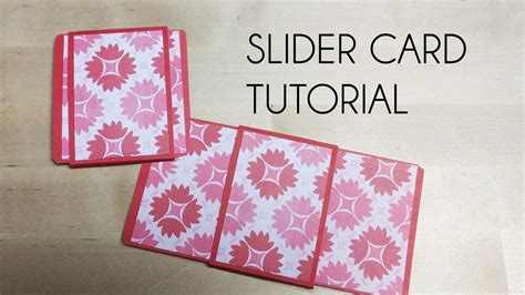 Slider Card Template by Tutorial Template Slider Card