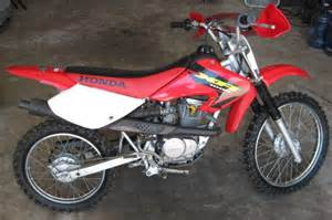2002 Honda Xr100r Buy Honda Xr100r Motorcycle 2002 Excellent Condition On
