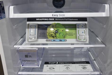 Mesin Kulkas Samsung Pamerkan Mesin Cuci Inovatif Kulkas Pintar Di