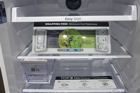 Kulkas Chiller samsung pamerkan mesin cuci inovatif kulkas pintar di