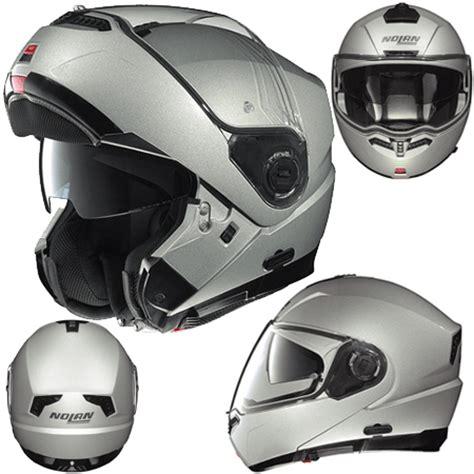 Helm Nhk Modular Helmet Gallery Nolan N 104 Solid Modular