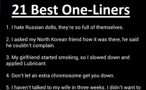 Best Resume Joke one liners funny one liner funny one liners hand picked