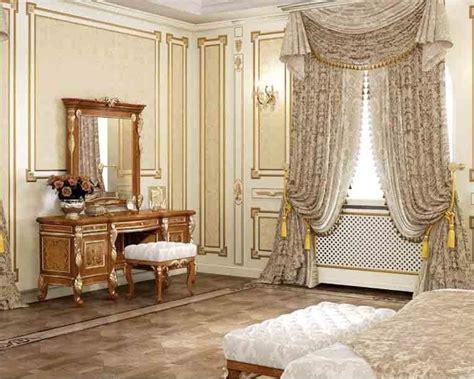 da letto lusso toilette classica di lusso in legno per camere da