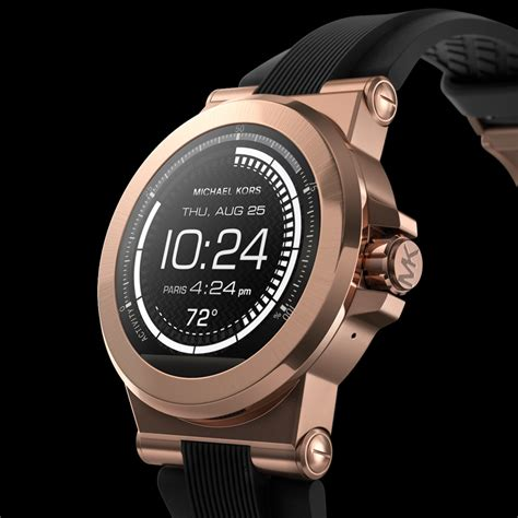 Smartwatch Mk michael kors acces the new generation watches byrobertmitchell