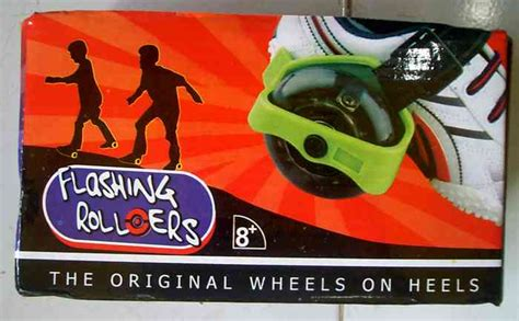 Roller Merah Biru toko jual sepatu roda roller tumit merah kuning biru hijau pink