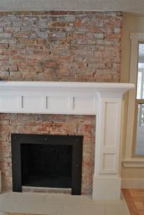 brick fireplace tips