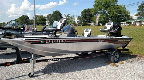 bass boats for sale in alabama bass tracker boats for sale in alabama