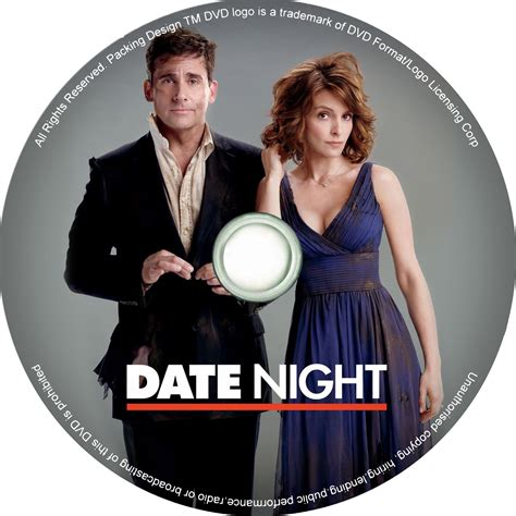 date night 2010 date night 2010 movie dvd cd cover dvd cover front