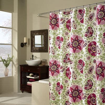 arts and crafts shower curtain 345 best images about shower curtains arts craft style
