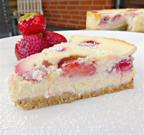 Strawberry Cottage Cheese by Strawberry Cottage Cheese And Yoghurt Cheesecake