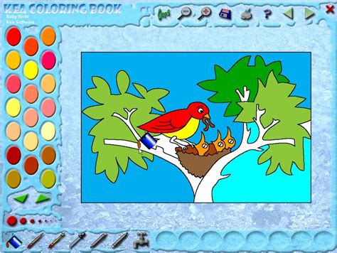 kea coloring book software kea coloring book software kea coloring book