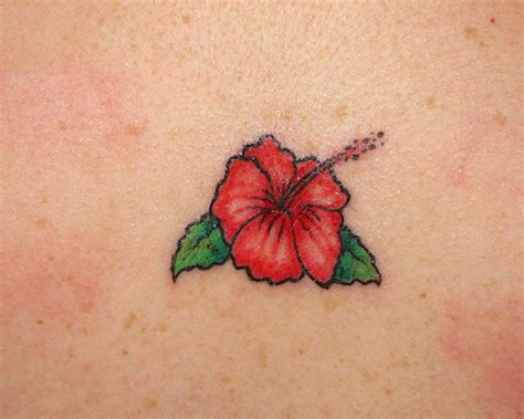 hibiscus flower tattoo 35 overwhelming hawaiian flower tattoos creativefan