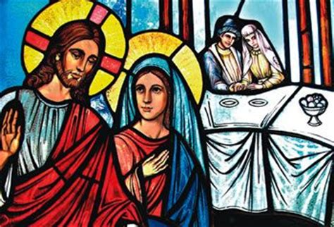 Wedding At Cana Bible Passage Catholic by For Today And Jesus At The Wedding Feast At Cana