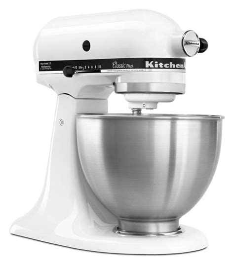 kitchen aid kitchenaid 4 5 qt classic plus stand mixer cool tools