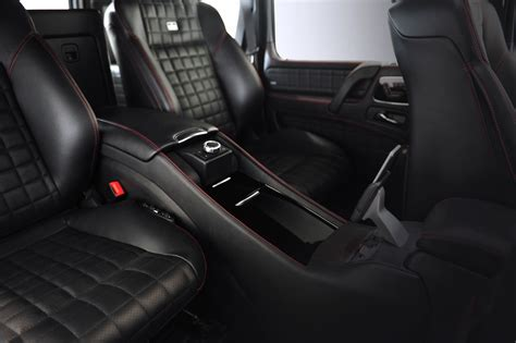 2014 mercedes g65 amg by brabus interior photo