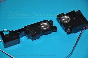 toshiba satellite a505 a505 s6033 laptop harman kardon 174 stereo speakers ebay
