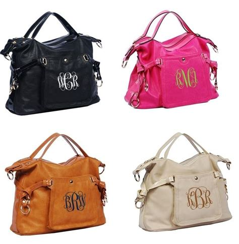 chic personalized purse my style pinterest