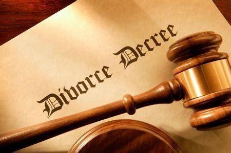 in caso di separazione separazione divorzio divorzio