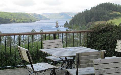 Caravan Balconies by Oswestry Lake Vyrnwy Hotel North Wales Hotel Accommodation
