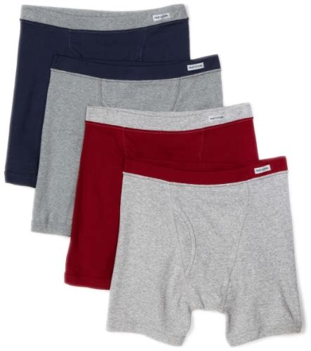 fruit of the loom boxer briefs fruit of the loom s 4 pack boxer briefs gyn cloud