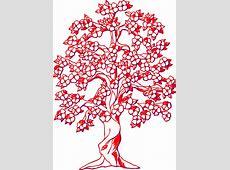 Red Tree Clip Art at Clker.com - vector clip art online ... Oak Leaf Pictures Clip Art