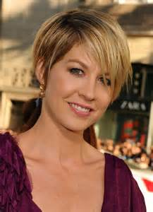 elfman hair styles back view jenna elfman elegant funky short hairstyles styles