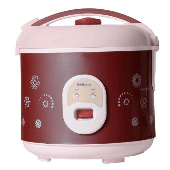 Magic Miyako 507 1 8 Liter daftar harga rice cooker miyako murah terbaru update juli
